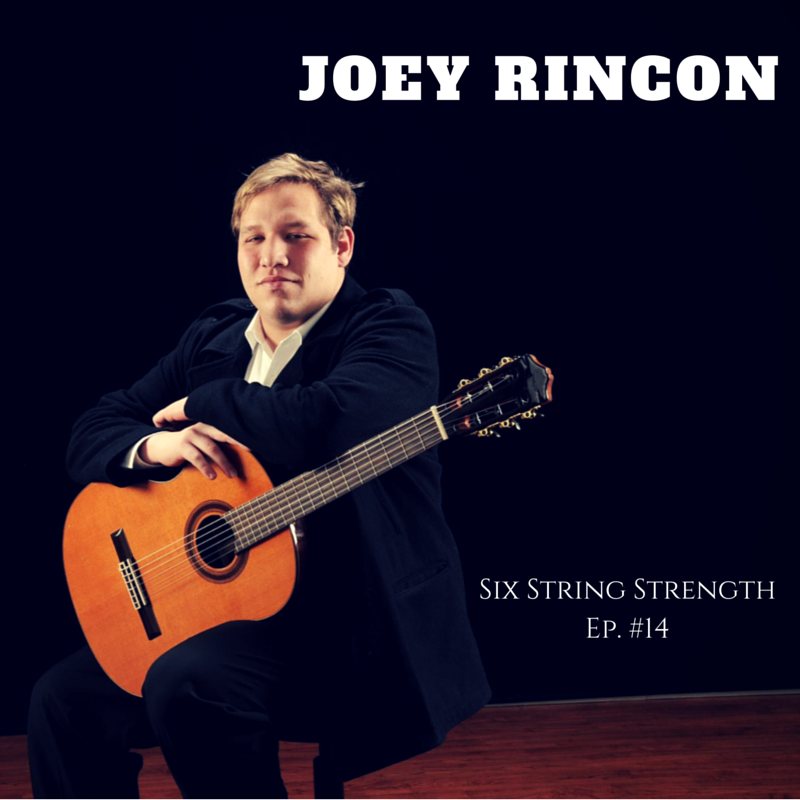 Behind the Scenes: Classical Guitar with Joey Rincon