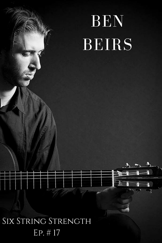 Yoga, Guitar, and Paris France with Ben Beirs